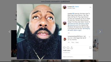 Rapper Trae Tha Truth pays graduation fees for Houston students