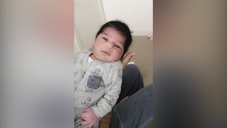 Help this newborn diagnosed with leukemia find a stem cell match