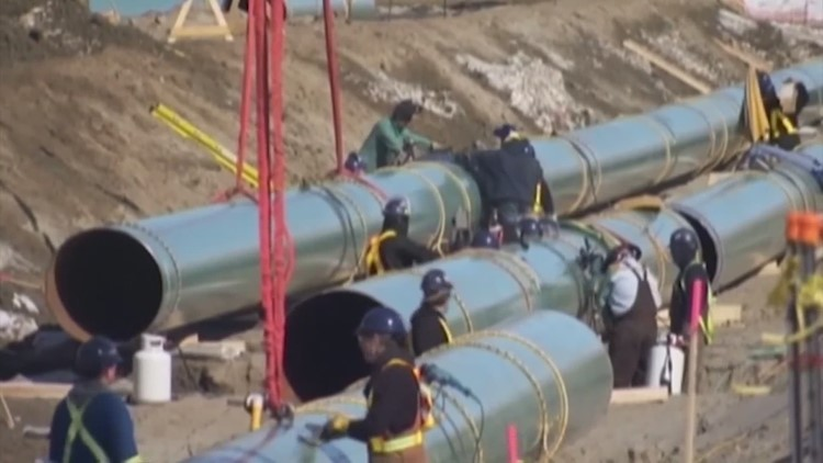 VERIFY: Claim about Keystone Pipeline job losses can be misleading without context