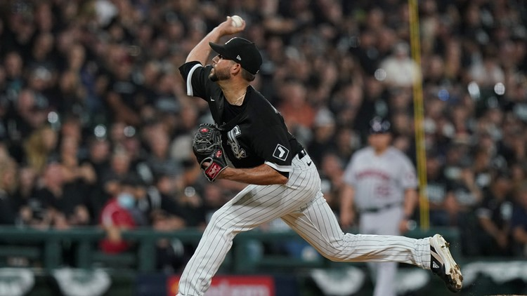 White Sox reliever implies Astros may be stealing signs