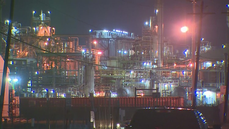 Cause of La Porte odor, last night's shelter-in-place was an 'organic sulfur material,' company says
