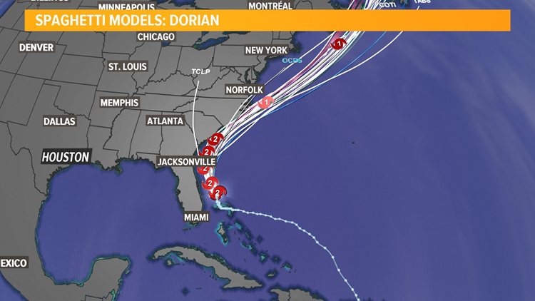 Dorian 5p Tuesday