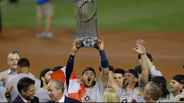 Can the World Series title be taken from the Astros?