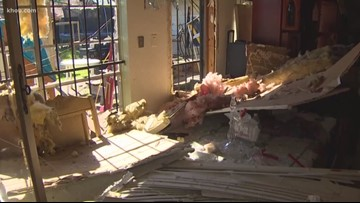 Cleanup process continues after deadly explosion in northwest Houston