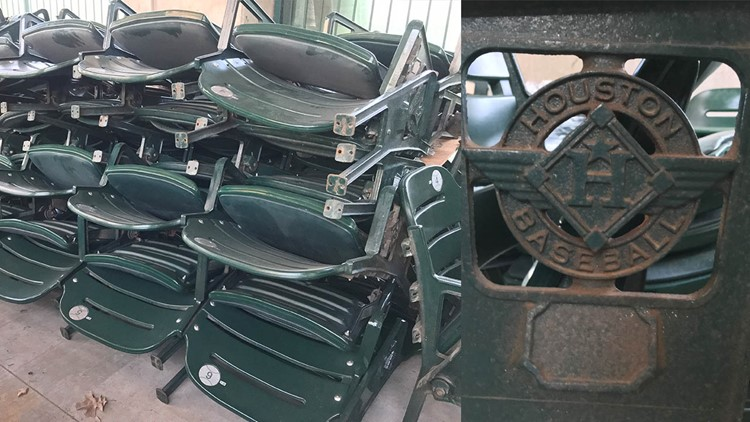 Own a piece of Astros history and bring some Minute Maid seats home!