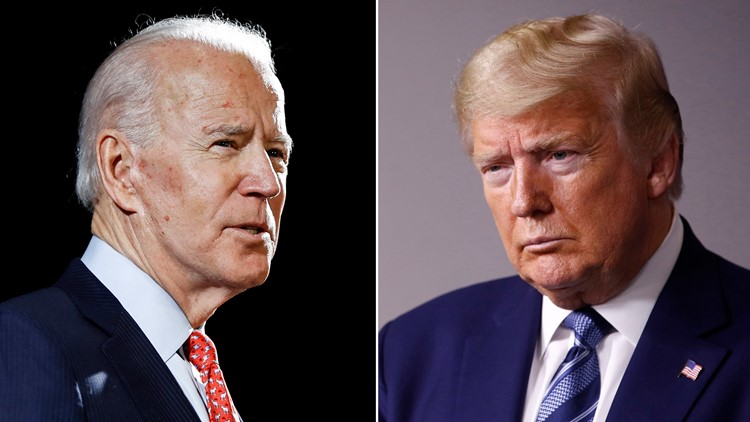 Battleground Texas? New poll shows Trump and Biden in virtual tie