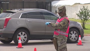 How the Texas Army National Guard is helping you stay safe during COVID-19 pandemic