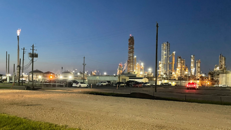'All Clear' after deadly acid leak at LyondellBasell facility in La Porte, officials say