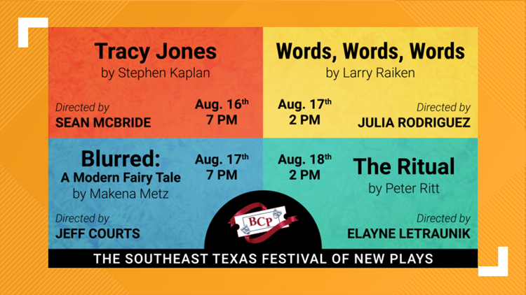 Southeast Texas Festival of New Plays
