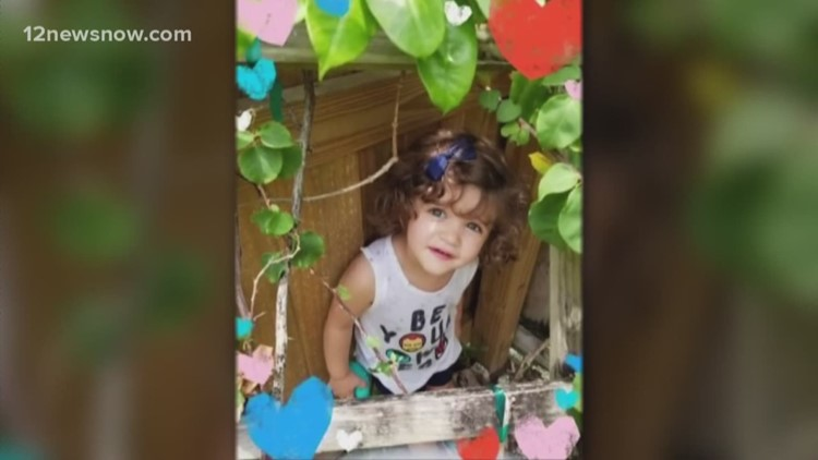 Body of baby 'Savi' allegedly killed by father arrives in Florida to be buried with mother