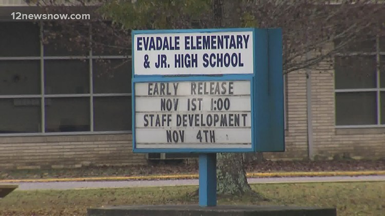 Evadale ISD says 41 students, staff in quarantine after more than a dozen COVID-19 cases