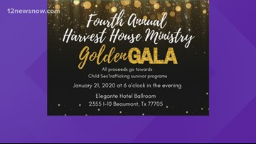 Harvest House Ministry holds 4th annual gala to fight human trafficking