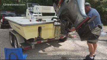 JD shows us how to get your boat back in the water instead of sitting at a shop