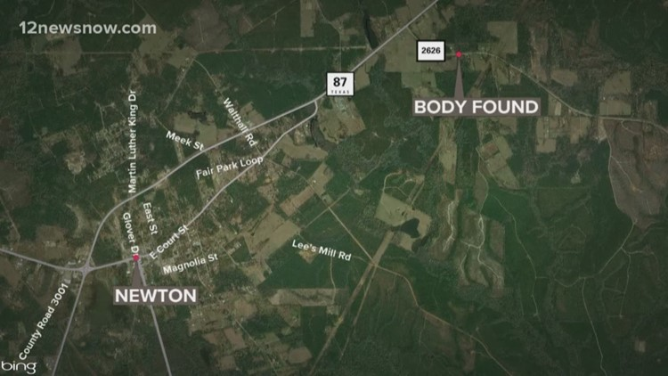 Woman's body identified after being found in Newton County outbuilding