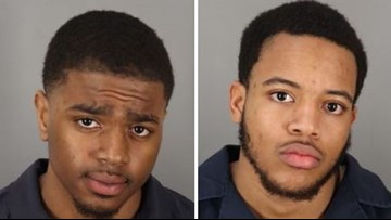 Police arrest two after finding gun, drugs and a mask in Beaumont traffic stop