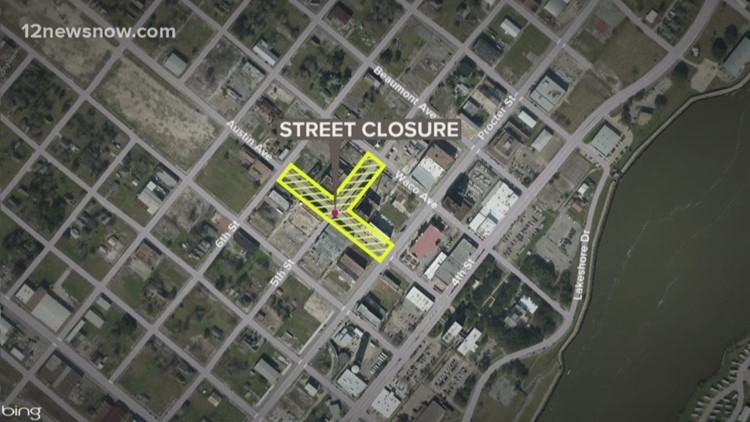 Motiva moving forward with plans to renovate downtown Port Arthur, street closures expected