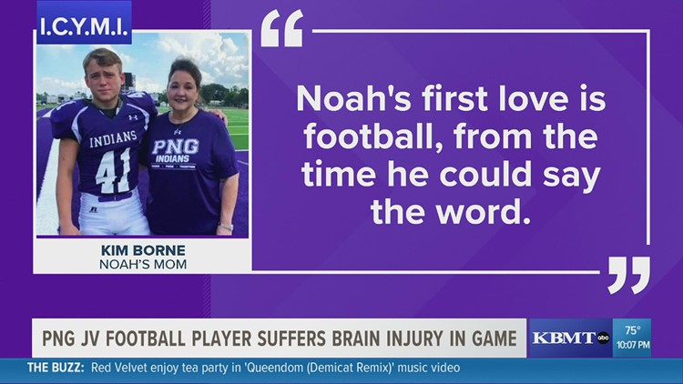 ICYMI: Man shot outside barbershop parking lot; PNG football player being treated after brain injury