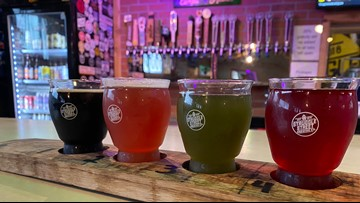 Beaumont brew pub brews up Mardi Gras inspired beers