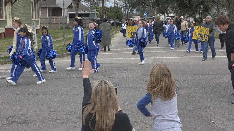 Beaumont's Annual MLK Day Parade