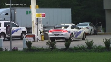 Hwy. 12 gas station robbed in Orange County, clerk pistol-whipped
