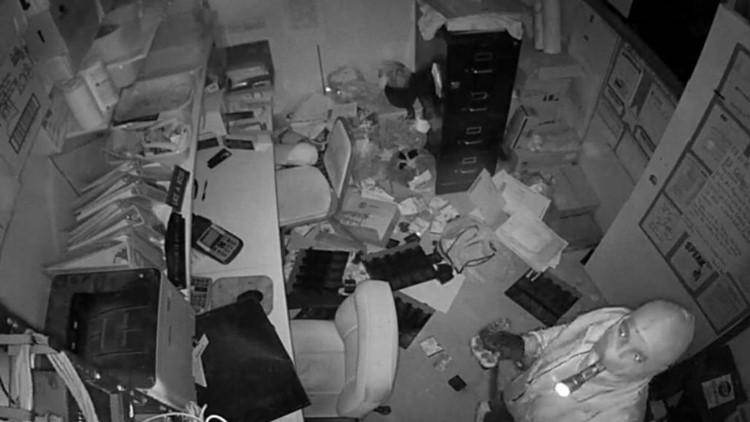 WANTED: Lumberton Police searching for Dollar Tree burglar