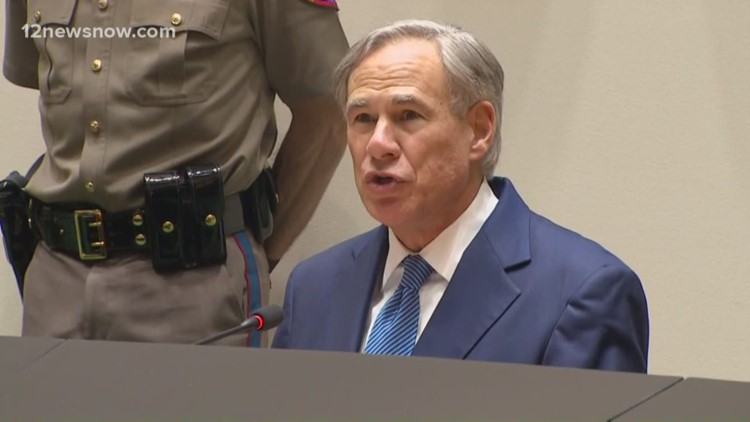 Gov. Abbott won't request military support amid protests