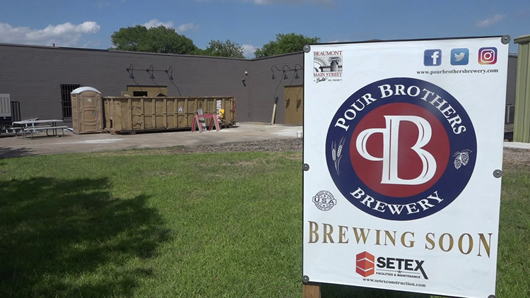 'Beer-to-go' bill benefits brewery set to open in Beaumont