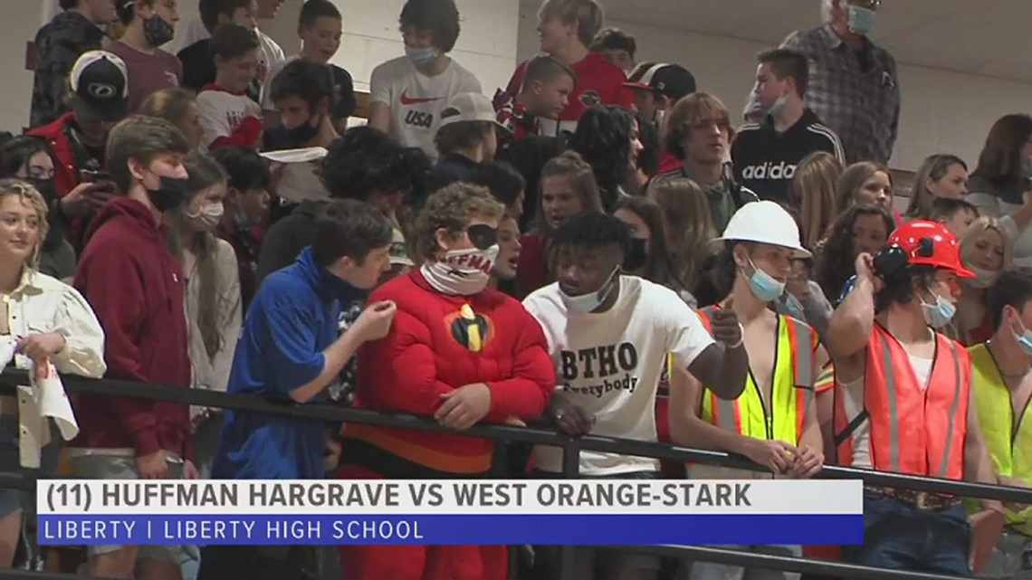 (11) Huffman Hargrave ends West Orange-Stark's season in Bi-District Round