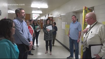 Nederland school board poised to move forward with bond project
