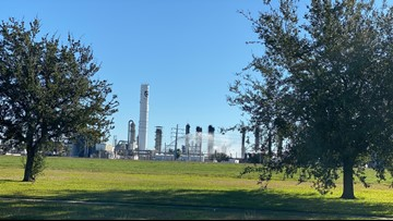 Loud boom at TPC plant in Port Neches was vessels settling, 6 days after initial explosion