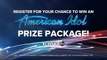 Win an American Idol prize pack