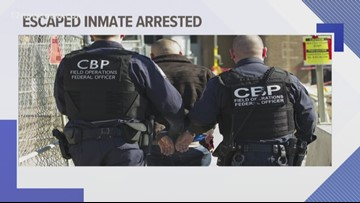 Man who escaped from Beaumont federal prison in July caught in Mexico
