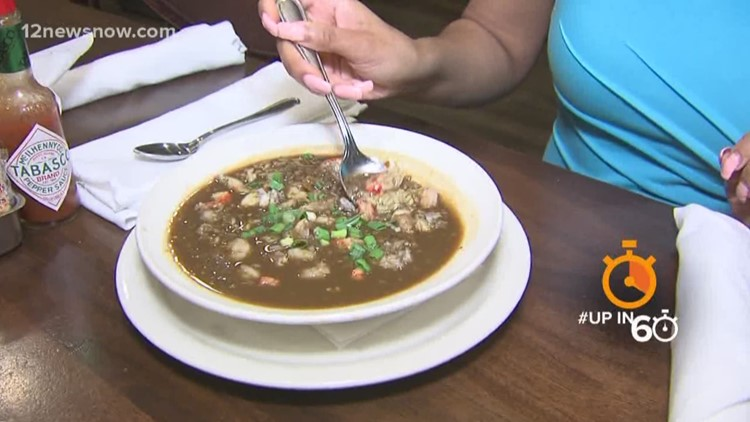 Up in 60: Port Arthur Rotary to host Taste of Gumbo at Bob Bowers Civic Center