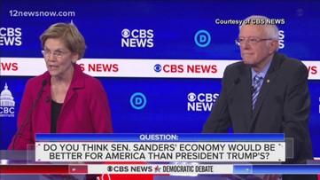 Democratic debate in South Carolina gives candidates final shot before Super Tuesday