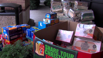 'Share Your Christmas' and you can help feed Southeast Texas