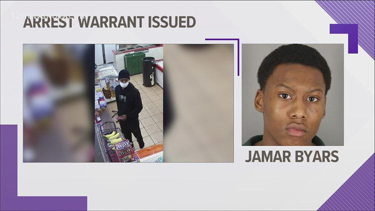 Beaumont Police obtain arrest warrant for 19-year-old accused of hitting clerk multiple times with a gun during armed robbery