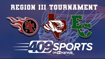 Region III Tournament Scoreboard
