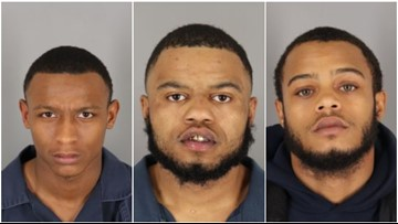 Three indicted on murder charges in shooting death of man in Beaumont's north end