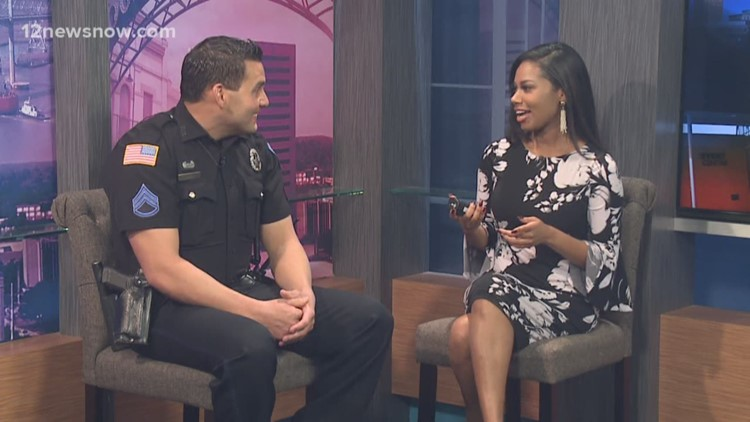 LUNCH WITH THE CHIEF: Can you be ticketed for having a loose dog in your car? Beaumont Police answer this one and more