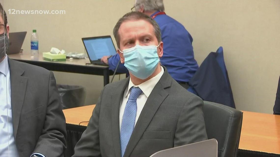 Derek Chauvin faces sentencing this week