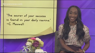 Daily Dose of DeJ: Change Your Habits