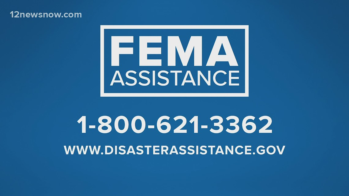 How to apply for FEMA assistance after the winter storm in Texas
