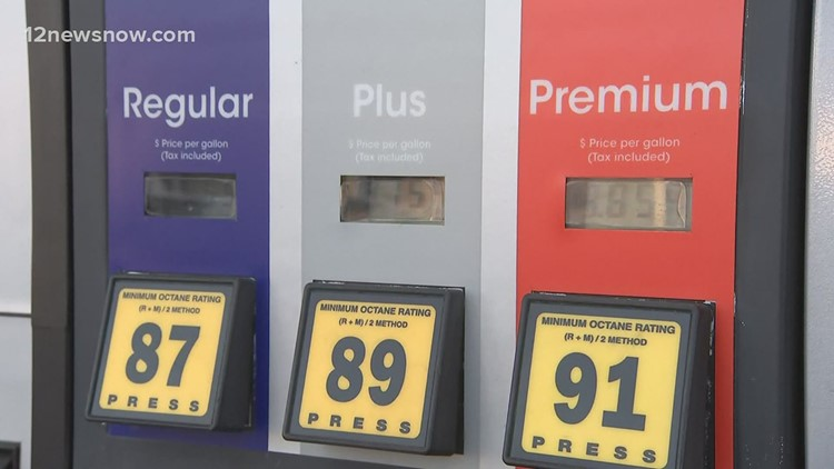 Gas prices continue to go up