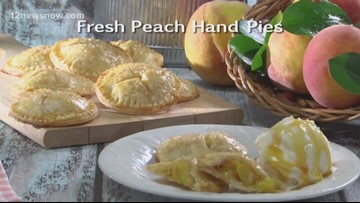 Mr. Food makes fresh peach hand pies