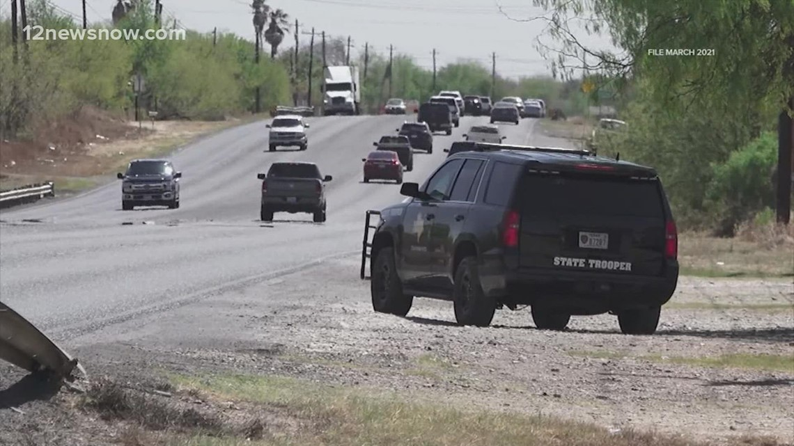 Gov. Abbott's executive order allowing DPS to stop cars suspected of carrying anyone who crossed border illegally