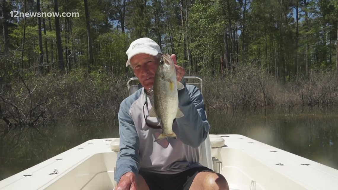 JD gives tips on where to find the fish during these slow times