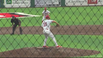 Cardinals Fall in Extra Innings