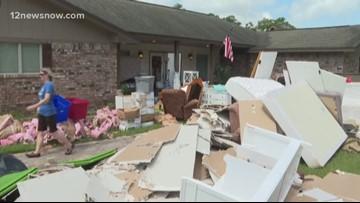 TxDOT begins debris pickup along state roadways