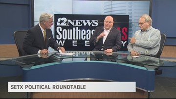 Southeast Texas Weekly (air-date March 24, 2018)