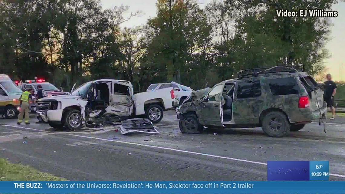 Major crash in Orange County kills 1, sends 1 to hospital Wednesday evening